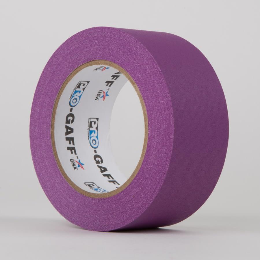 PURPLE - ProTapes Pro Gaff Gaffer Tape