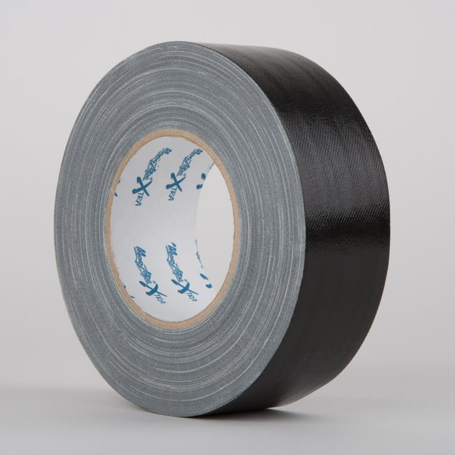 BLACK - MagTape® Xtra Gloss Gaffer Tape