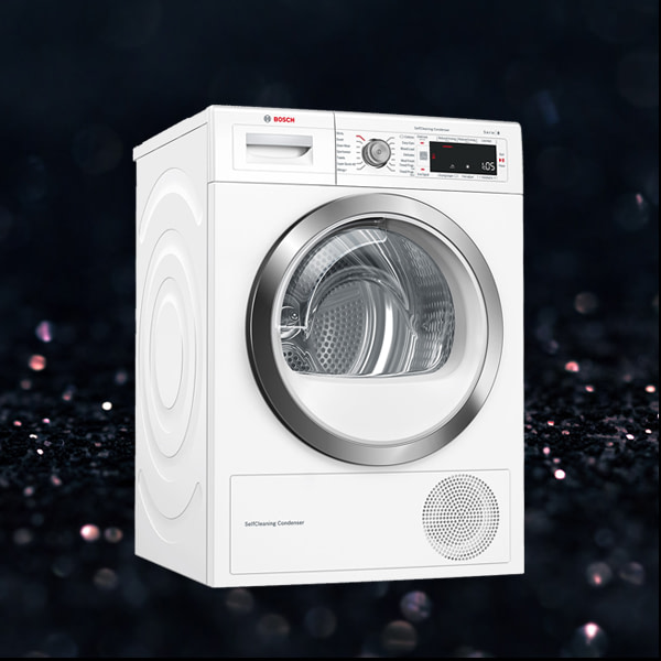 Bosch WTW87561GB Tumble Dryer