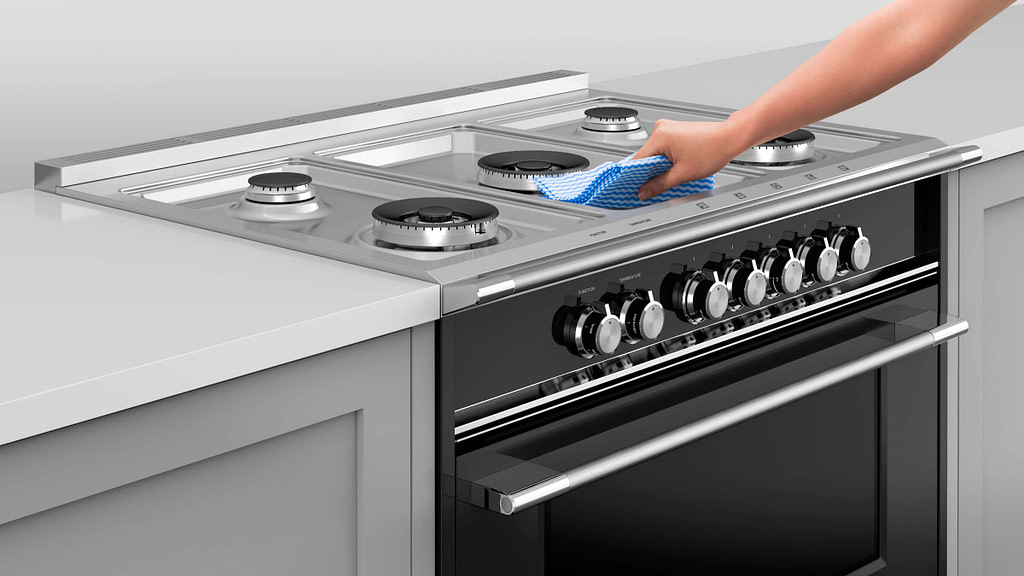 Easy Ways to Clean Your Hob