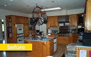 napa valley kitchen remodel