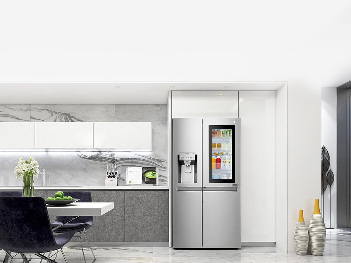 What Does a Smart Fridge Do?