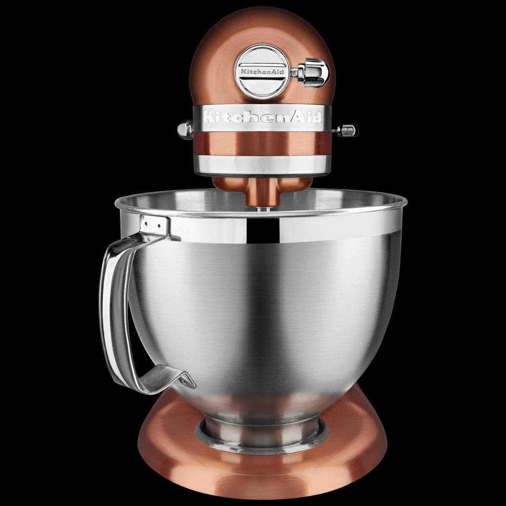 Kitchenaid 5ksm185psbcp 185 Artisan Stand Mixer 4 8 Litre Copper Appliance City