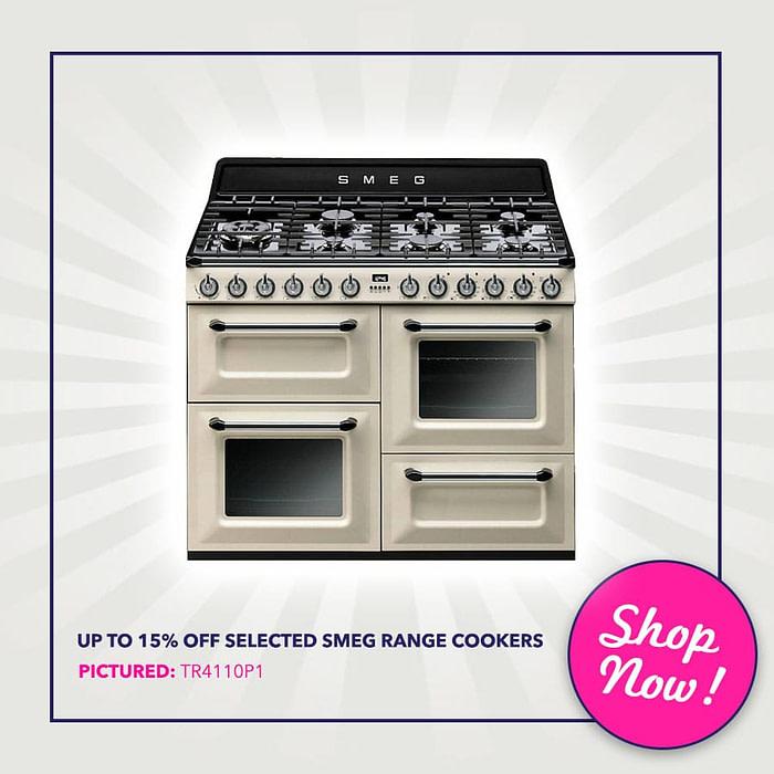 Smeg Sale - The Range Cooker Sale Event | Appliance City