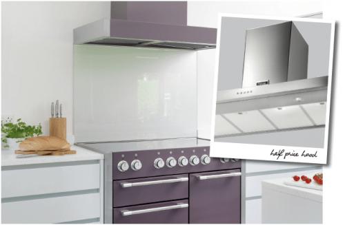 1/2 Price Hoods with Rangemaster, Mercury & Falcon Range Cookers   Appliance City
