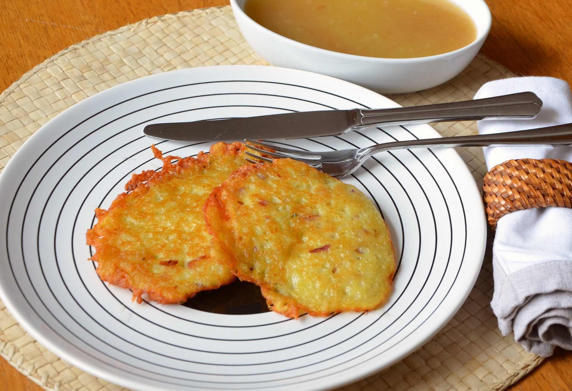 Recipes for our favourite fritters from Appliance City