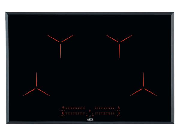 AEG IPE84531FB 80cm 4 Zone MaxiSense Induction Hob – BLACK