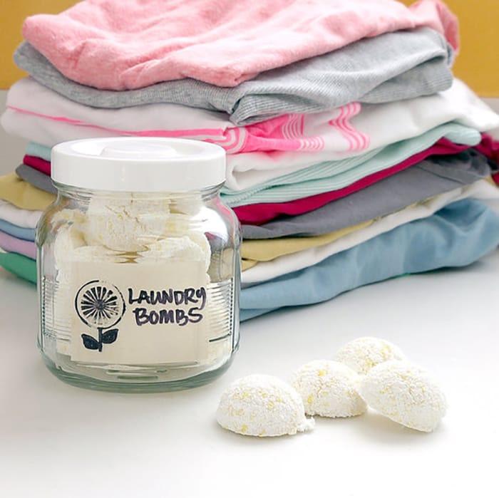 Handmade Laundry Pods - EcoFriendly - Appliance City