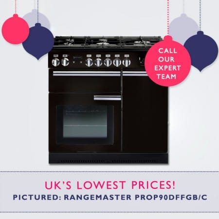 The UK's Best Prices on Rangemaster, Falcon & Mercury Range Cookers | Appliance City