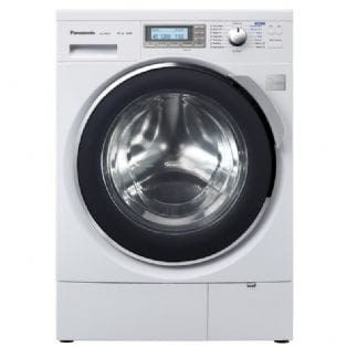 Panasonic NA-140VZ4WGB - 10kg Steam Washing Machine 1400rpm | Appliance City