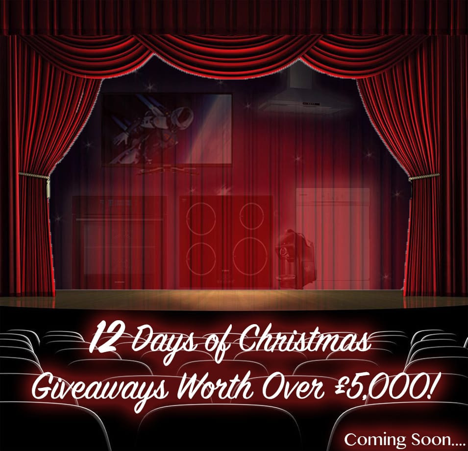 Appliance City - 12 Days of Christmas