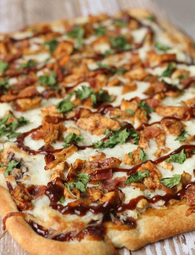 Appliance City - Recipes - Barbecue Chicken Pizza