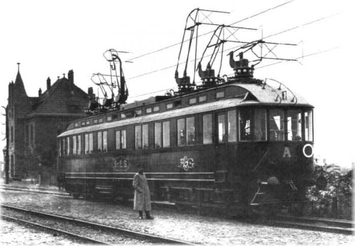 1903 locomotive record breaker - AEG - Appliance City