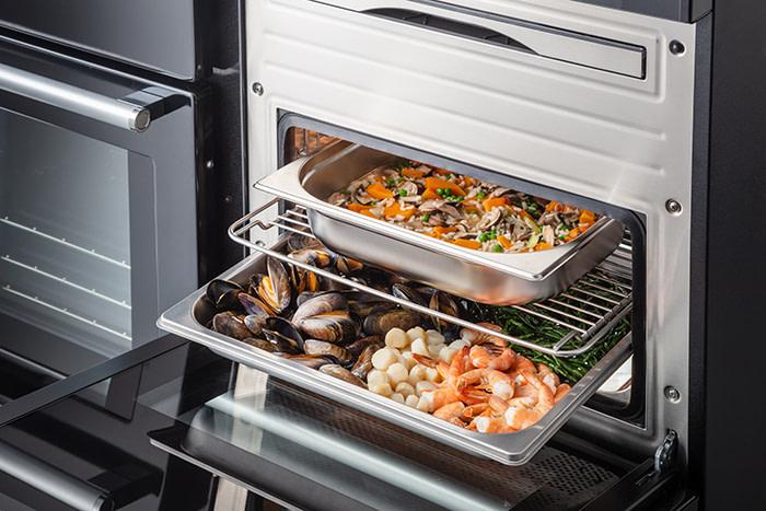 Nexus Steam seafood