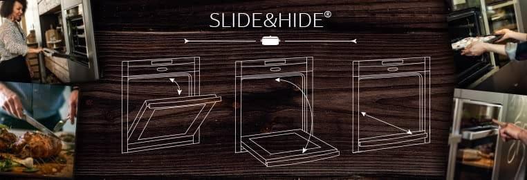 Neff Slide&Hide oven