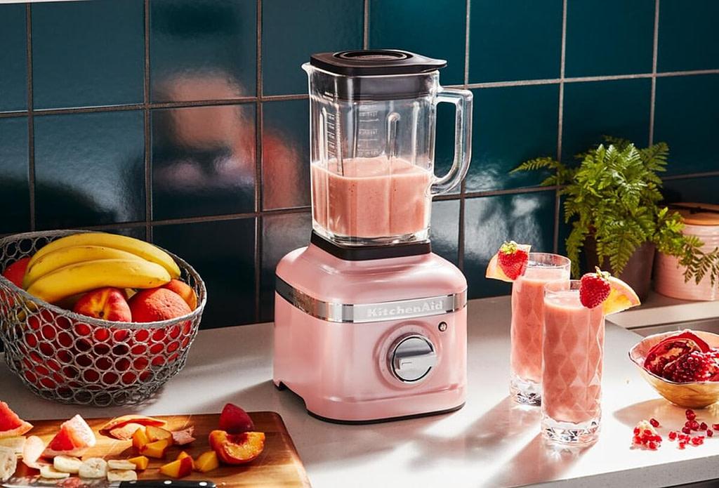 KitchenAid Blender Silk Pink
