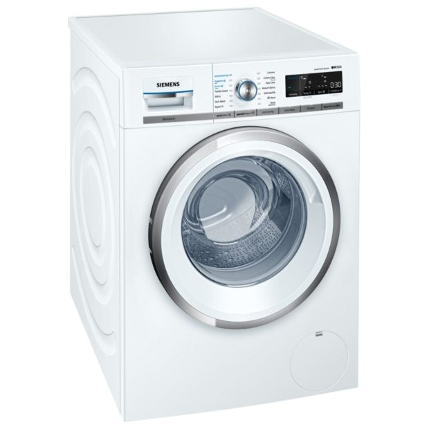 Siemens IQ-500 WM14W750GB 9Kg Washing Machine with 1400 rpm - White
