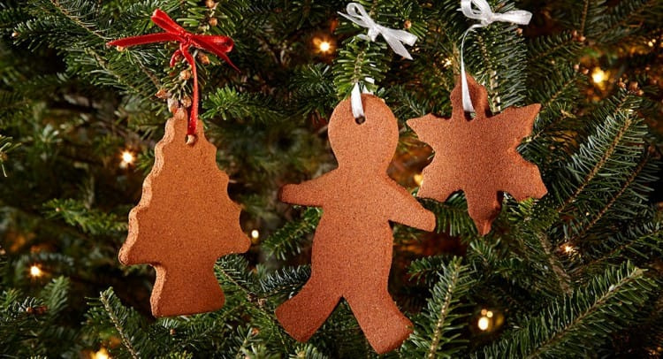 Holiday Hacks - Appliance City - Homemade Gingerbread Ornaments