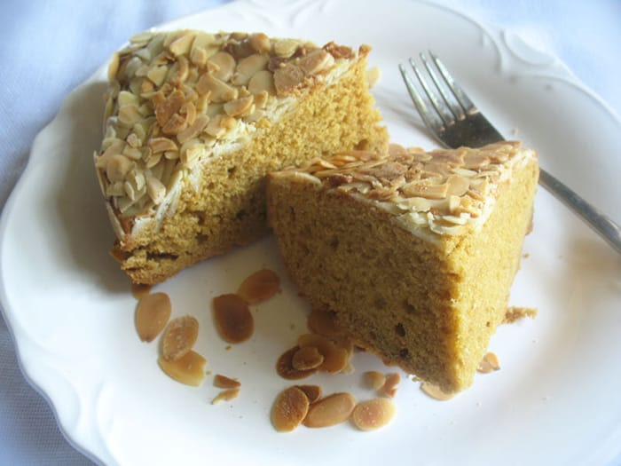 Appliance City - Recipes - Olive Oil and Almond Cake