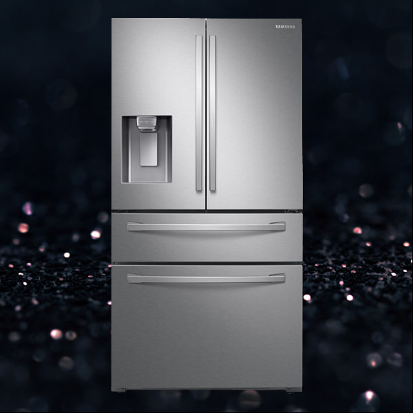 Samsung RF22R7351SR French style fridge freezer