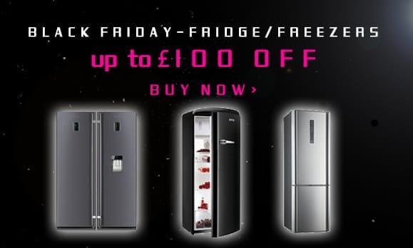 BLACK FRIDAY! Fridges & Fridge Freezers | Appliance City 28th November -1st December 2014