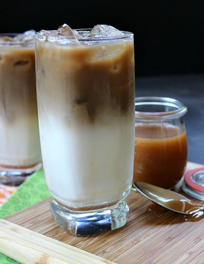Appliance City - Iced Caramel Machiatto - Recipes