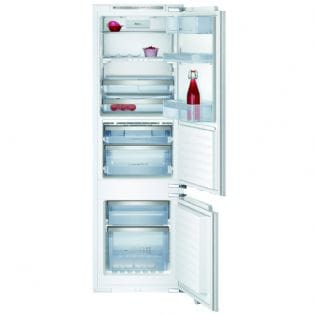 Trade In Promotion - Save £100 on the Neff K8345X0 - Integrated Vitafresh Frost Free Fridge Freezer | Appliance City