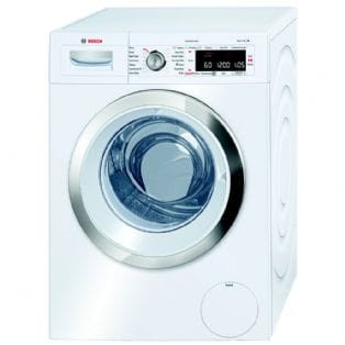 £100 Cash Back - Bosch WAW32560GB - 9kg Washing Machine 1600rpm | Appliance City