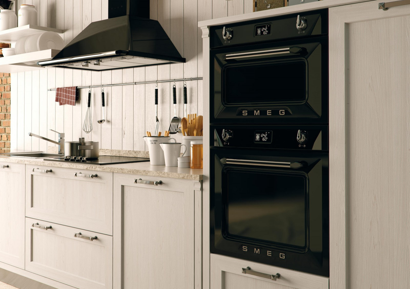 Appliance City Introduces the New Smeg Victoria Built In Range