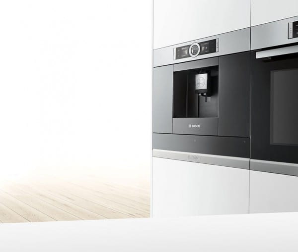 Bosch Serie 8 Built-In Coffe Machine - Stainless Steel - Introducing the New Bosch Serie 8 Built-in appliances | Appliance City