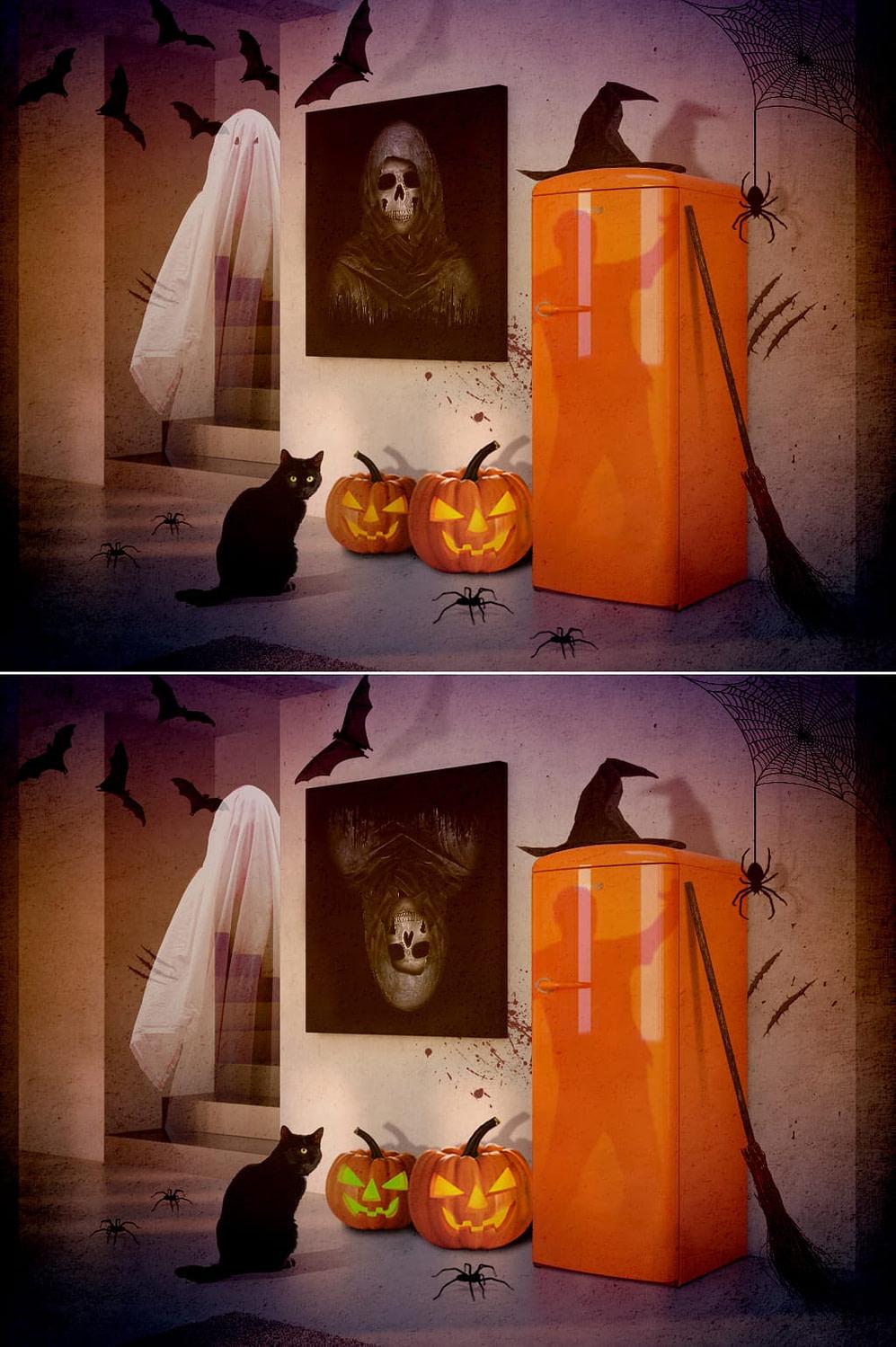 Halloween Spot The Difference - Gorenje | Appliance City