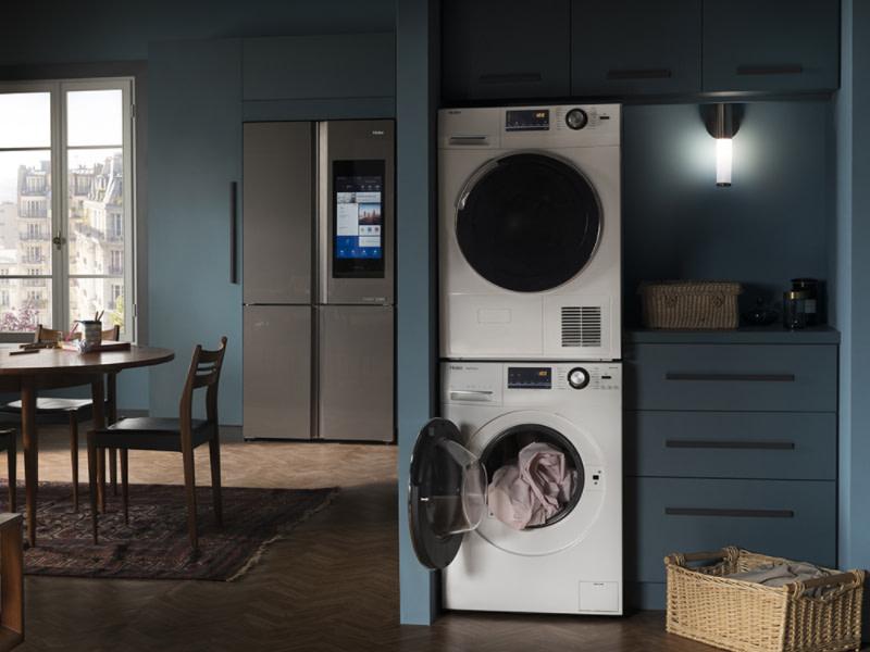 Haier tumble dryers