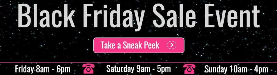 Black Friday SneakPeek