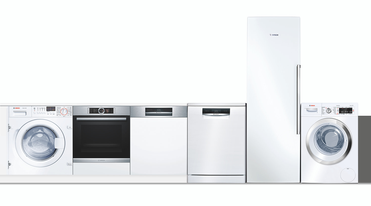 Bosch - Appliance City - Freestanding