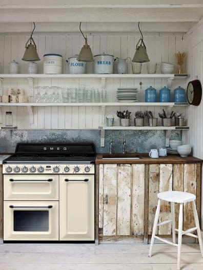 Half Price Cooker Hood when you buy a Smeg Victoria Range Cooker | Appliance City