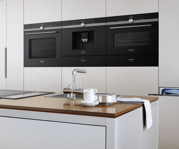 Built in cooking appliances at Appliance City