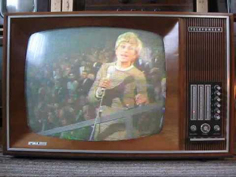 AEG - Telefunken - Colour televisions