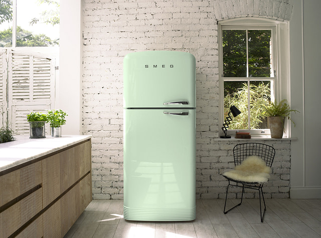 Shop all Smeg retro fridge freezers