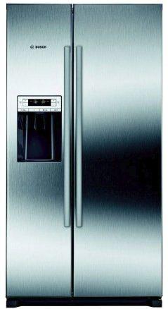 Bosch KAI90VI20G American Style Fridge Freezer Ice & Water Non Plumbed