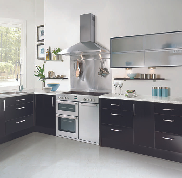 Belling Stainless Steel Range Cooker - Appliance City