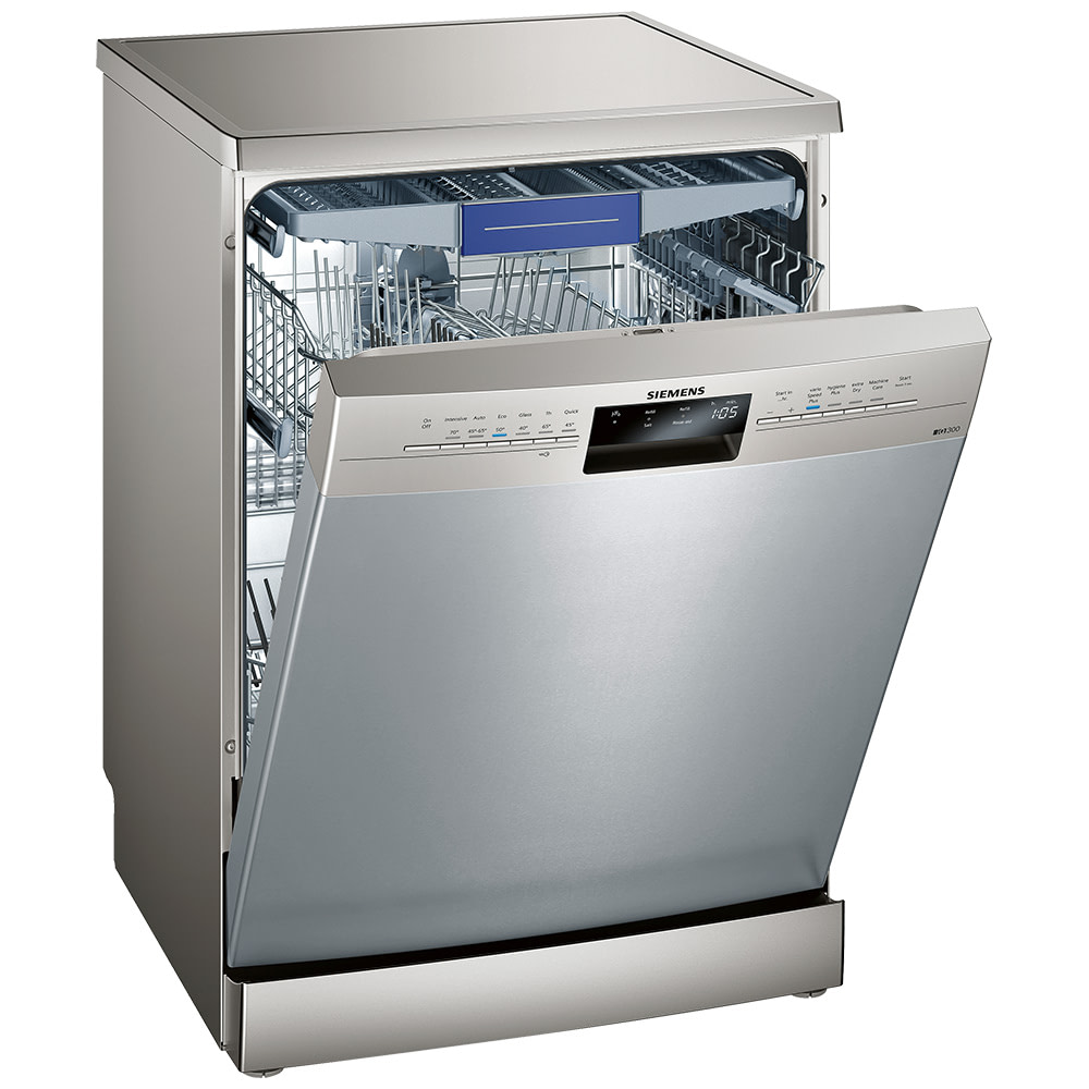 Siemens SN236I03MG IQ-300 60cm Freestanding Dishwasher - STAINLESS STEEL -  Appliance City