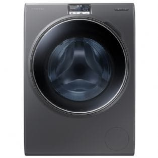 £300 Cashback - Samsung WW10H9600EX - WW9000 Series 10kg Washing Machine 1600rpm - Available in Graphite & White | Appliance City