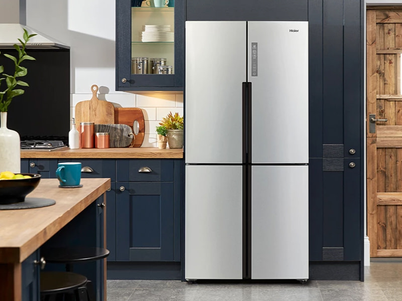 Haier American style fridge freezers