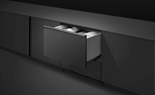Fisher & Paykel dishdrawers