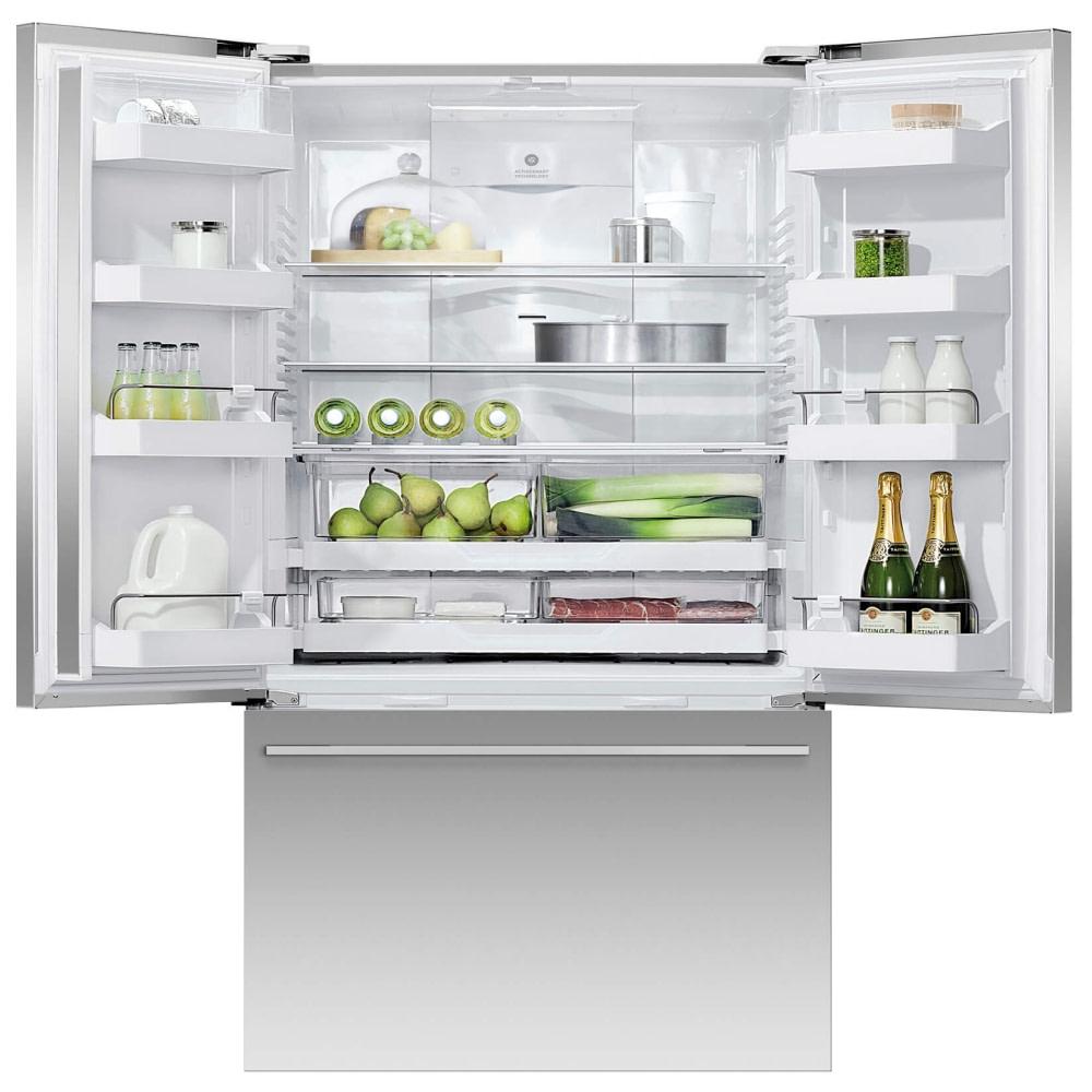Top 5 Energy Efficient American Style Fridge Freezers: RF610ADJX5