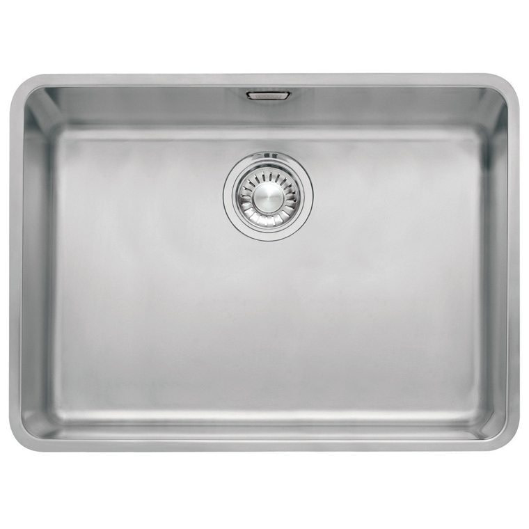 Franke Kubus Kbx110 55 Kubus Single Bowl Undermount Sink Stainless Steel Appliance City