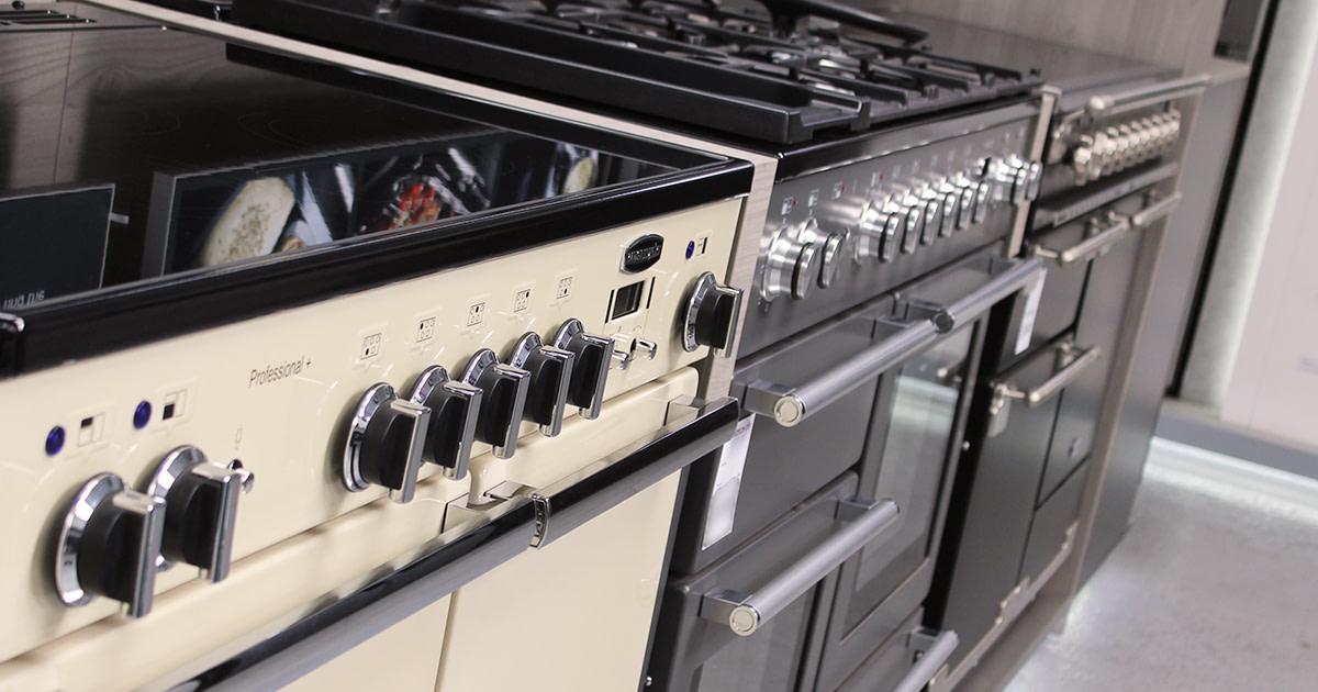 Visit Our Range Cooker Showroom!