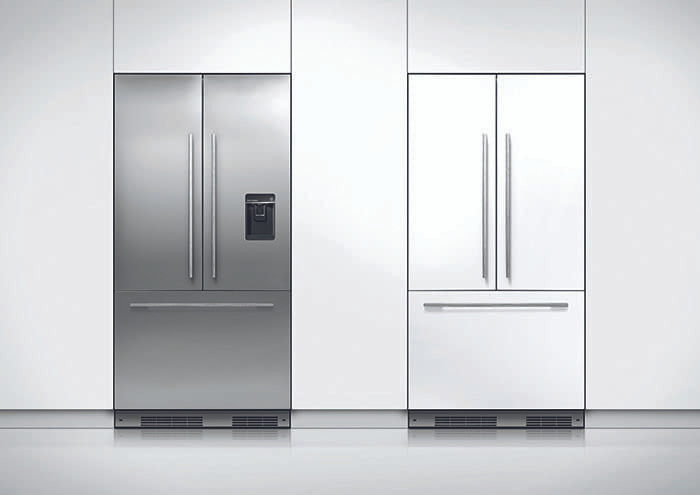 New Fisher and Paykel Fridges