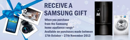 samsung free gift wordpress