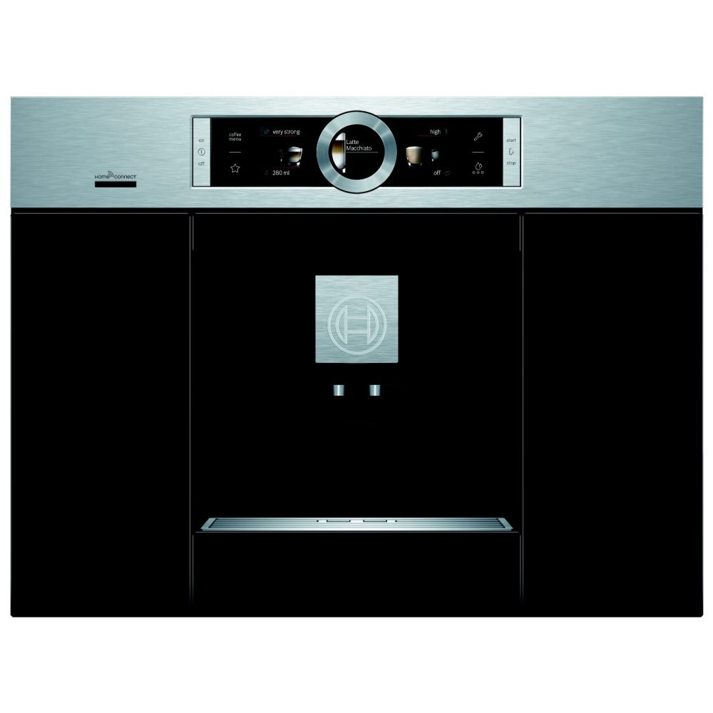 Bosch CTL636ES6 Serie 8 Fully Automatic Built In Coffee Machine STAINLESS STEEL